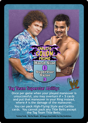 Carlito & Primo Colon Superstar Card
